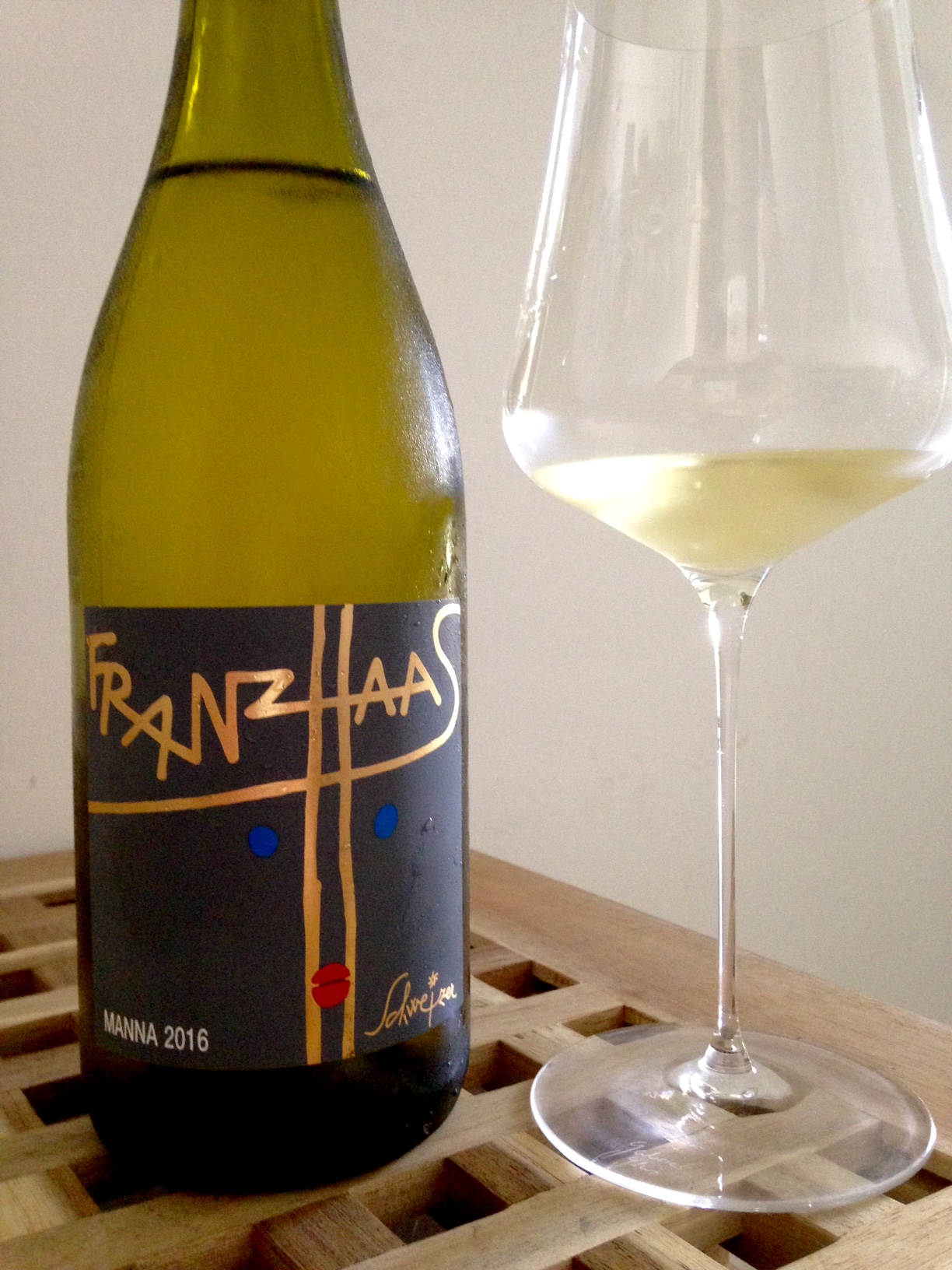 Wine Review: Franz Haas 'Manna' 2016 | Wine Cuentista